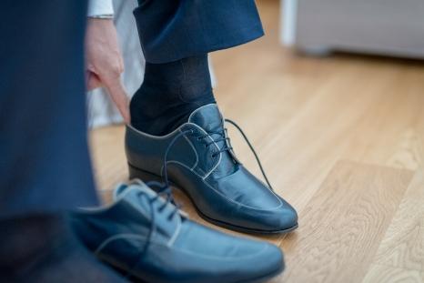 Le scarpe da festa