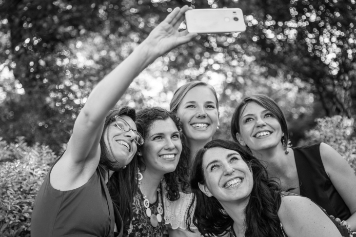 Momento selfie