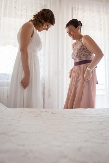 Non pestare il vestito